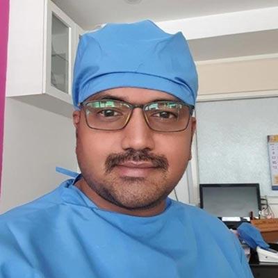 Dr Ashok Maurya