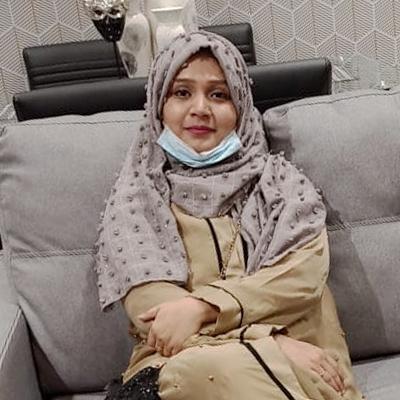 Dr Zara Aiman Quadri