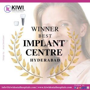 Best Dental Implant Center in Hyderabad